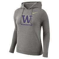 Women's Nike Washington Huskies Fleece Hoodie