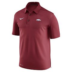 Men's Nike Arkansas Razorbacks Dri-FIT Elite Polo