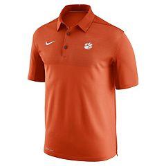 Men's Nike Clemson Tigers Dri-FIT Elite Polo