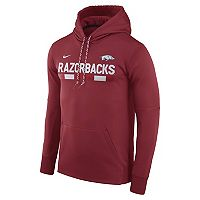 Men's Nike Arkansas Razorbacks Therma-FIT Hoodie