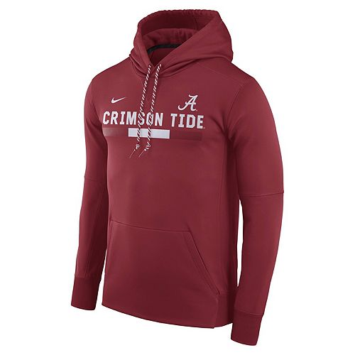 Men's Nike Alabama Crimson Tide Therma FIT Hoodie