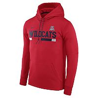 Men's Nike Arizona Wildcats Therma-FIT Hoodie