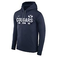 Men's Nike BYU Cougars Therma-FIT Hoodie