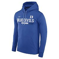 Men's Nike Duke Blue Devils Therma-FIT Hoodie