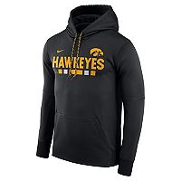 Men's Nike Iowa Hawkeyes Therma-FIT Hoodie