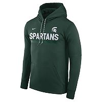 Men's Nike Michigan State Spartans Therma-FIT Hoodie