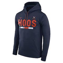Men's Nike Virginia Cavaliers Therma-FIT Hoodie