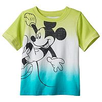 Disney's Mickey Mouse Baby Boy Dip-Dyed Graphic Tee by Jumping Beans®