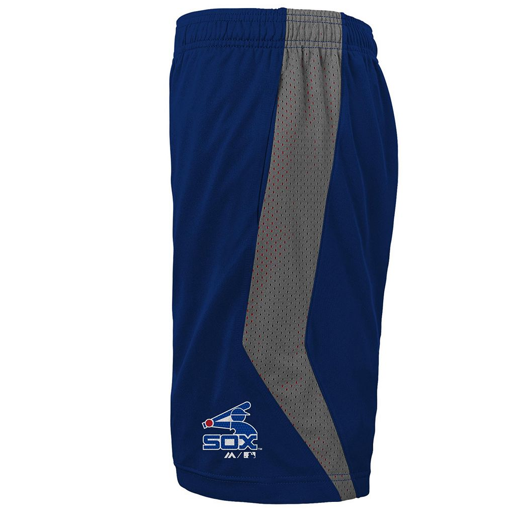Boys 8-20 Majestic Chicago White Sox Last Rally Shorts