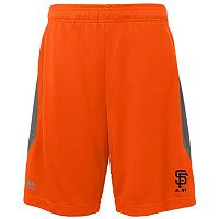 Boys 8-20 Majestic San Francisco Giants Last Rally Shorts