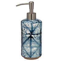 Creative Bath Shibori Ceramic Soap Dispenser