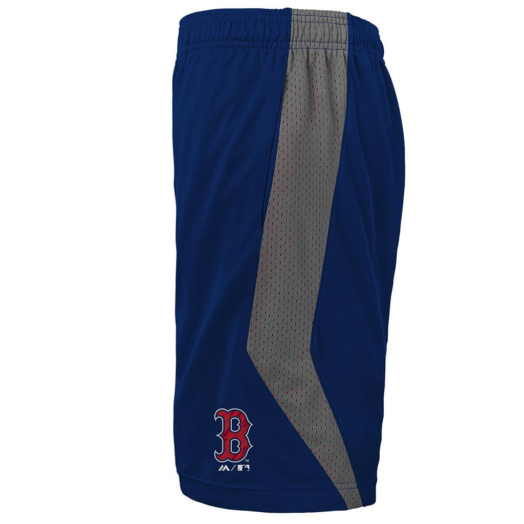 Boys 8-20 Majestic Boston Red Sox Last Rally Shorts