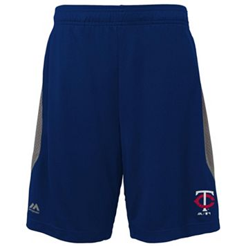 Boys 8-20 Majestic Minnesota Twins Last Rally Shorts