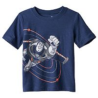 Disney's Toy Story Buzz Lightyear Toddler Boy Slubbed Tee by Jumping Beans®