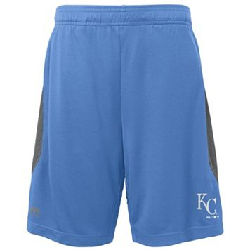 Boys 8-20 Majestic Kansas City Royals Last Rally Shorts