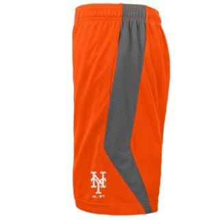 Boys 8-20 Majestic New York Mets Last Rally Shorts