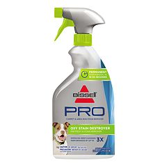 BISSELL Oxy Stain Destroyer Pet Stain Remover for Carpet & Upholstery
