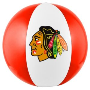 Forever Collectibles Chicago Blackhawks Beach Ball