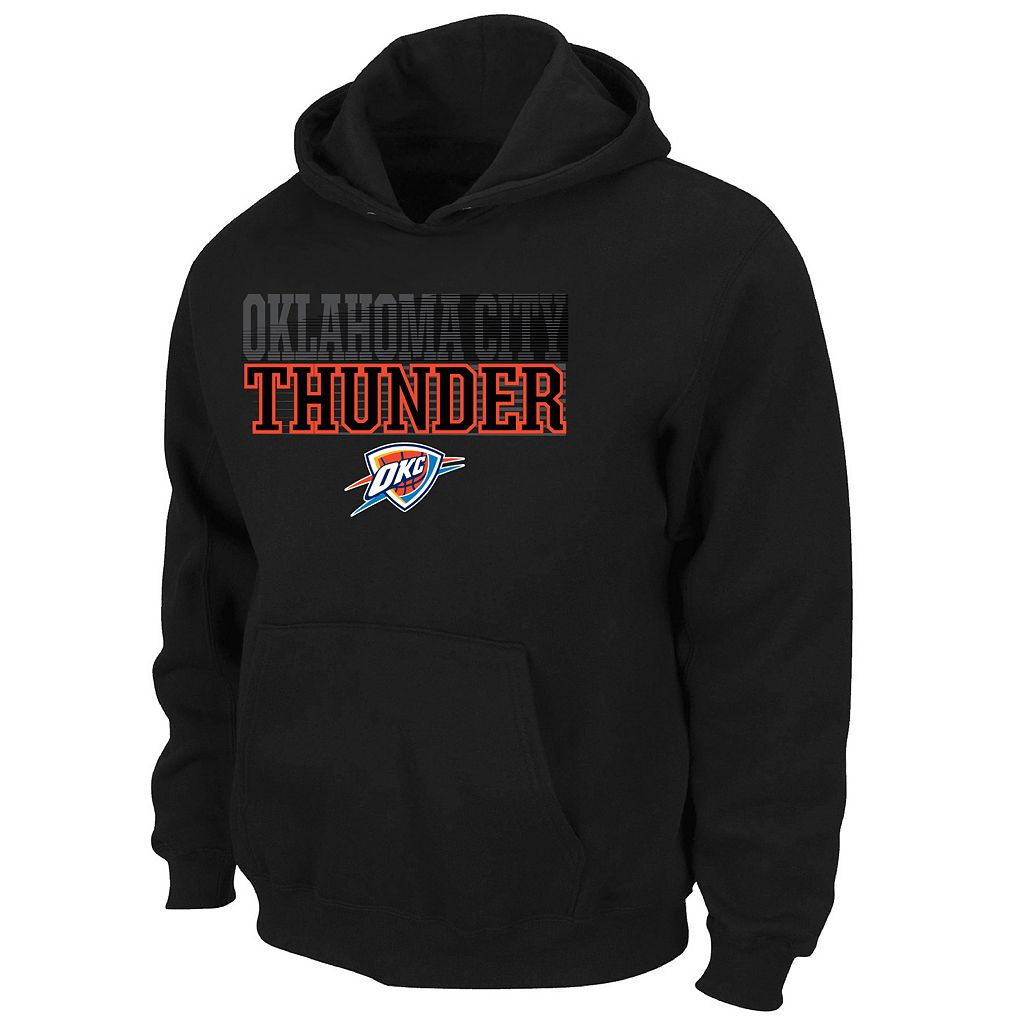 Boys 8-20 Majestic Oklahoma City Thunder Fleece Pullover Hoodie