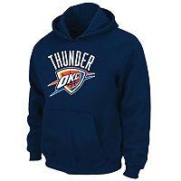 Boys 8-20 Majestic Oklahoma City Thunder Logo Hoodie