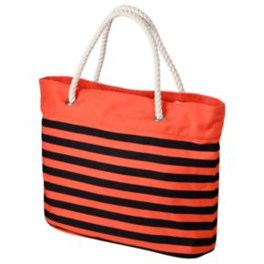 Forever Collectibles San Francisco Giants Striped Tote Bag