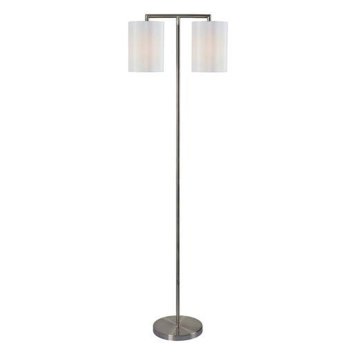Kenroy Home 2-Light Contemporary Floor Lamp