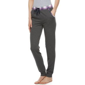 Juniors' SO® Fleece Lined Jogger Pants