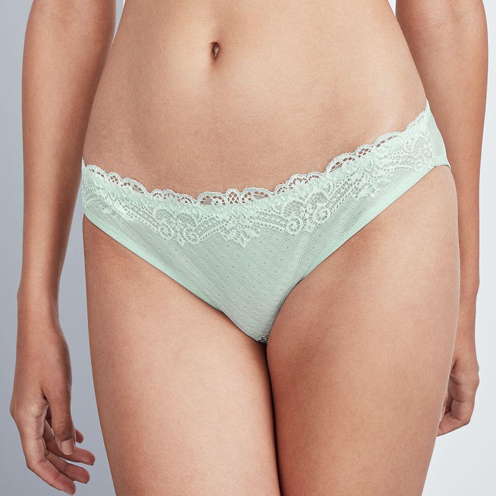 Women's Simply Vera Vera Wang Lace Bikini Panty