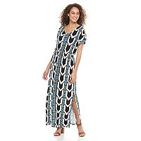 Women's Apt. 9® Strappy Maxi Dress