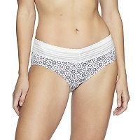 Warner's No Pinching. No Problem. Lace Trim Hipster Panty 5609J