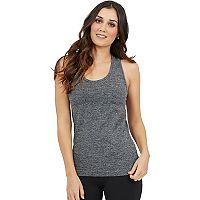 Women's Marika Power Up Mesh Seamless Racerback Tank