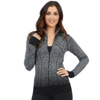 Women's Marika Dip-Dye Seamless Jacket