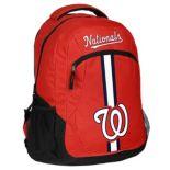 Washington Nationals Action Backpack