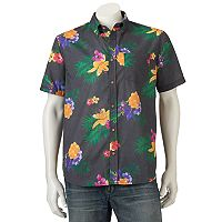 Men's Ocean Current Fowie Button-Down Shirt