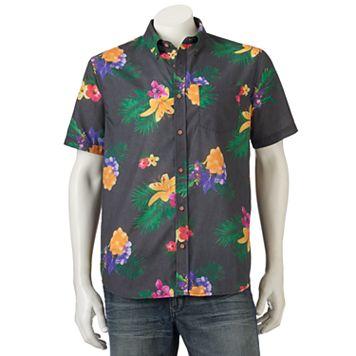 Men's Ocean Current Fowie Button-Down Shirt