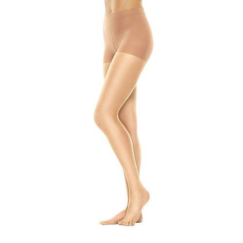 8c51329bec46a Hanes Perfect Nudes Tummy Control Pantyhose