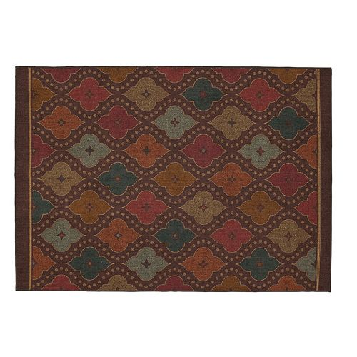 Mohawk® Home Jewel Medallion Rug