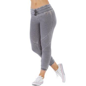 Women's Balance Collection Patch Jogger Capris