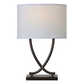 Kenroy Home Valerie Modern Table Lamp