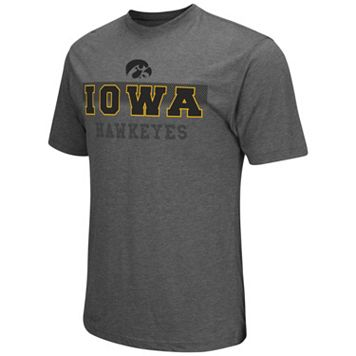 Men's Campus Heritage Iowa Hawkeyes Prism Tee