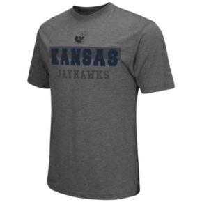 Men's Campus Heritage Kansas Jayhawks Prism Tee