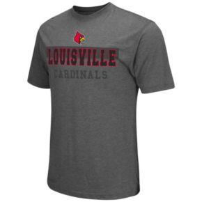 Men's Campus Heritage Louisville Cardinals Prism Tee