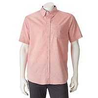 Men's Ocean Current Orbic Button-Down Shirt