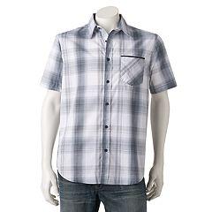 Men's Ocean Current Extreme Button-Down Shirt