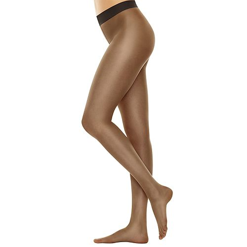 a1e28d2c0605f Hanes Perfect Nudes Sheer to Waist Pantyhose