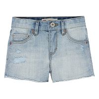 Girls 7-16 Levi's Novelty Shorty Jean Shorts