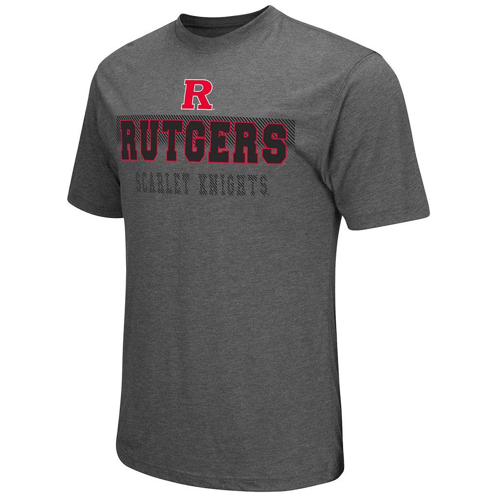 Men's Campus Heritage Rutgers Scarlet Knights Prism Tee