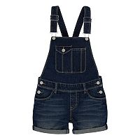 Girls 7-16 Levi's Boyfriend Shortalls