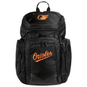 Forever Collectibles Baltimore Orioles Traveler Backpack