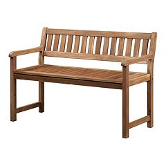 Linon Catalan Patio Bench